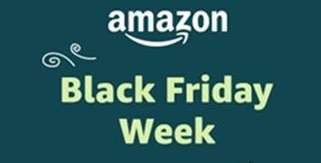 Black-friday Amazon widget promotions