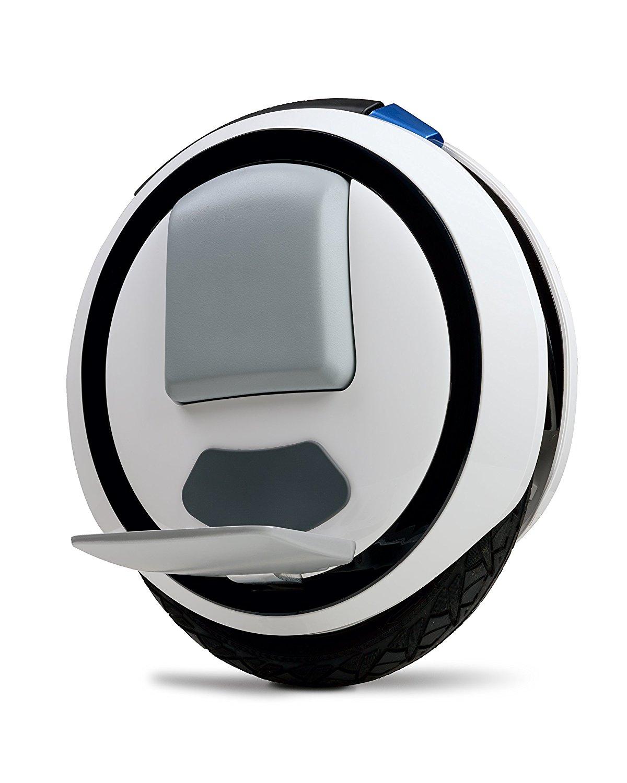 Ninebot One E+ Gyroroue Blanc en Promo -19%