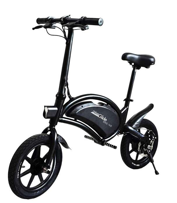 UrbanGlide Bike 140 Trottinette Electrique Adulte en Promo -16%