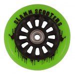 roue trottinette freestyle slamm noyau nylon