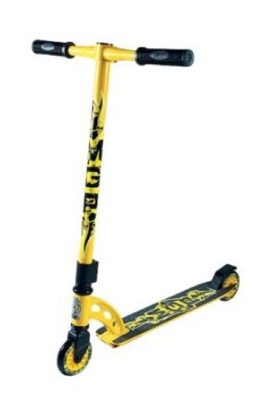 trottinette freestyle Madd VX3 Pro jaune