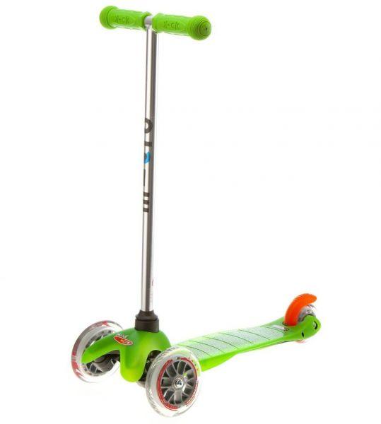 trottinette 3 roues Micro Mini verte