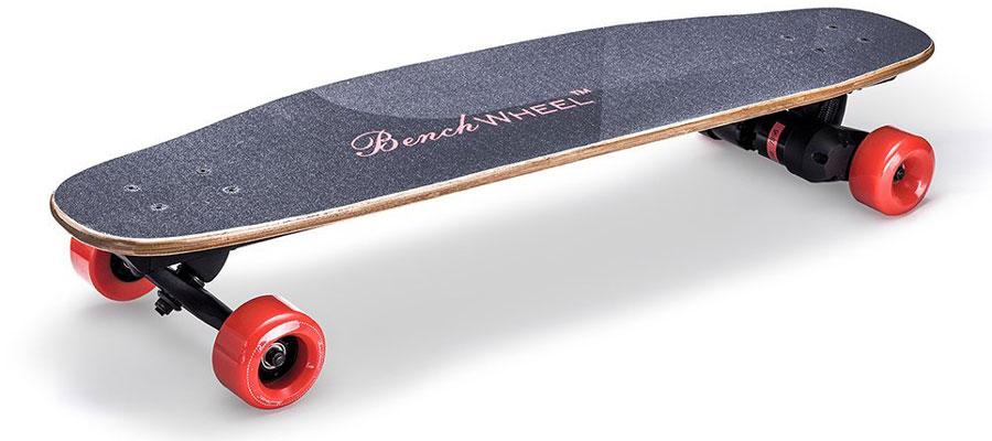 skateboard électrique Benchwheel 1800 Dual