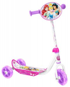 trottinette 3 roues stamp Disney