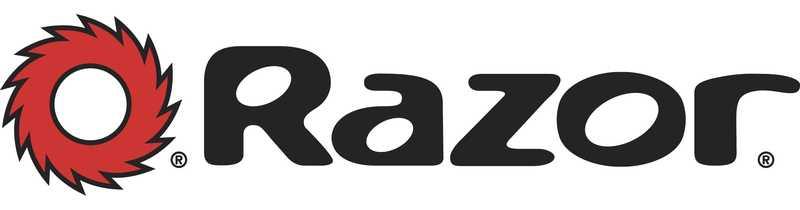 logo trottinette Razor