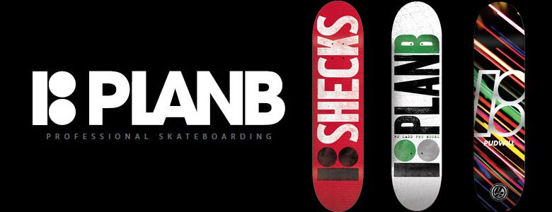 Marque plan B skateboard