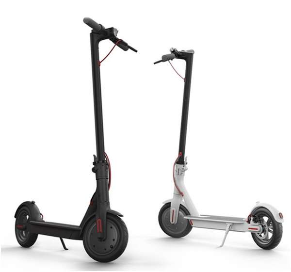 Xiaomi Mi Electric Scooter M365 en Promo -14%