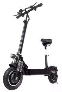 NANROBOT D4+ 2000W Adulte Electrique Scooter