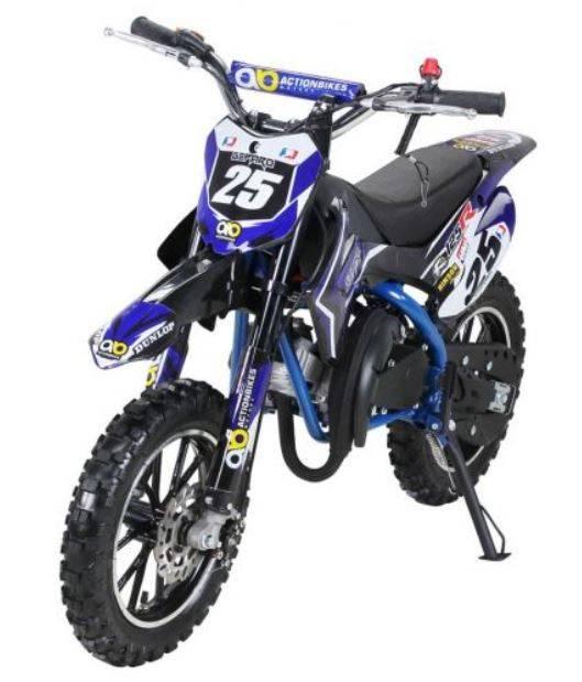pocket bike enduro poche 49cc