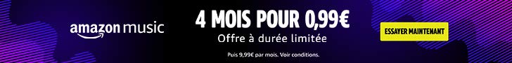 Promos 4 mois Amazon music